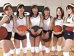expulse jav japanese basketball players amateur asian boobs group sex