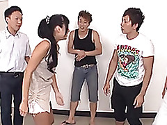nana ogura participates appealing meaningful amateur group creampie cumshot sex