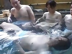 japanese doll damp bathing part1 asian babe group sex outdoor