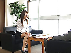 shiho dirty eastern model glasses oral play anal blowjob creampie