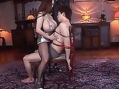 arousing oriental princess hitomi tanaka acquires massive mounds screwed blowjob