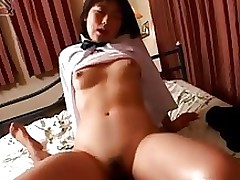 shinobu kasagi screwed doggy style asian cumshot hairy japanese masturbation
