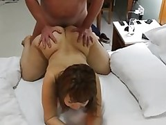 uzbekistan slut milf lets cock cream over asian bbw cumshots