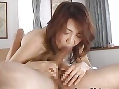 lascivious japanese beauties blowing part6 amateur asian boobs blowjob group