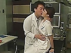 cosplay porn: asians nurses japanese milf nurse bonked doctors office
