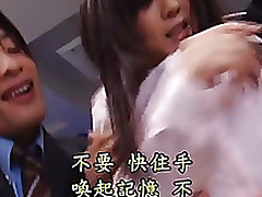 hitomo kanou sweaty office banging creampie group sex foursome tits