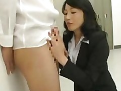 mautre milf educator japanese head asian mature