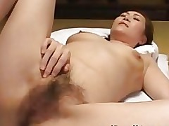 oriental japanese milf acquires oral sex life partner asian mature