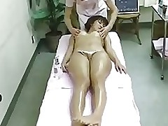 oriental cutie spa massaged fingered asian fingering masturbation massage