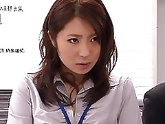 pleasing asuka sweaty office hottie unforgiving group blowjob sex hardcore