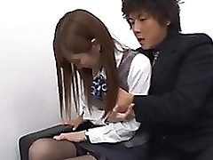 ayane sakura raunchy secretary fantabulous office love blowjob hardcore milf