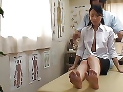 eastern fake massage asian japanese