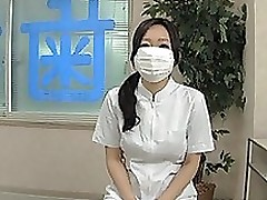 appealing dentist greater magnitude cleaning cumshot hardcore milf nurse stockings