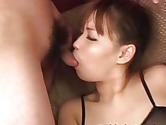 perspired lass monami part5 asian babe blowjob brunette bukkake cumshot
