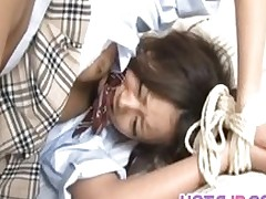 miku misato benefits tongue sucked joystick teen hardcore asian bondage