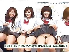 passionate eastern schoolgirls school asian teen uniform