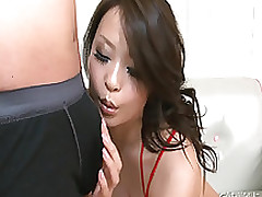 javondemand video: yuu haruka part bikini busty cum mouth hd