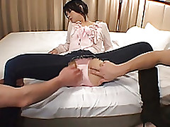 terrific eastern yuki hoshino intercourse blowjob group sex toys threesome