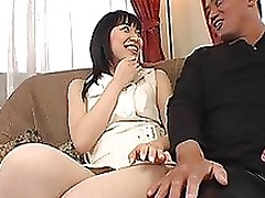 mami kato gags knob acquires drilled lascivious guy blowjob creampie