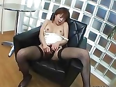 yuuna miyazawa nylons stroking part4 asian bukkake gangbang group sex