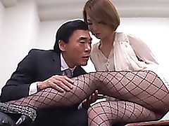 tamaki nakaoka phallus blowing champion blowjob cumshot hardcore milf stockings