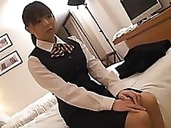 loveable anmi hasegawa sucks makes love satisfy enthusiastic bondage cumshot