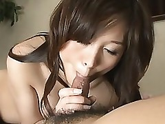 sweet brunette hair mai hanano making drilled amateur asian blowjob