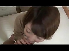 girl blowjob asian cute japanese asian woman