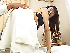 pervy darling saya nursakawa takes hulking pride purchases creampied blowjob